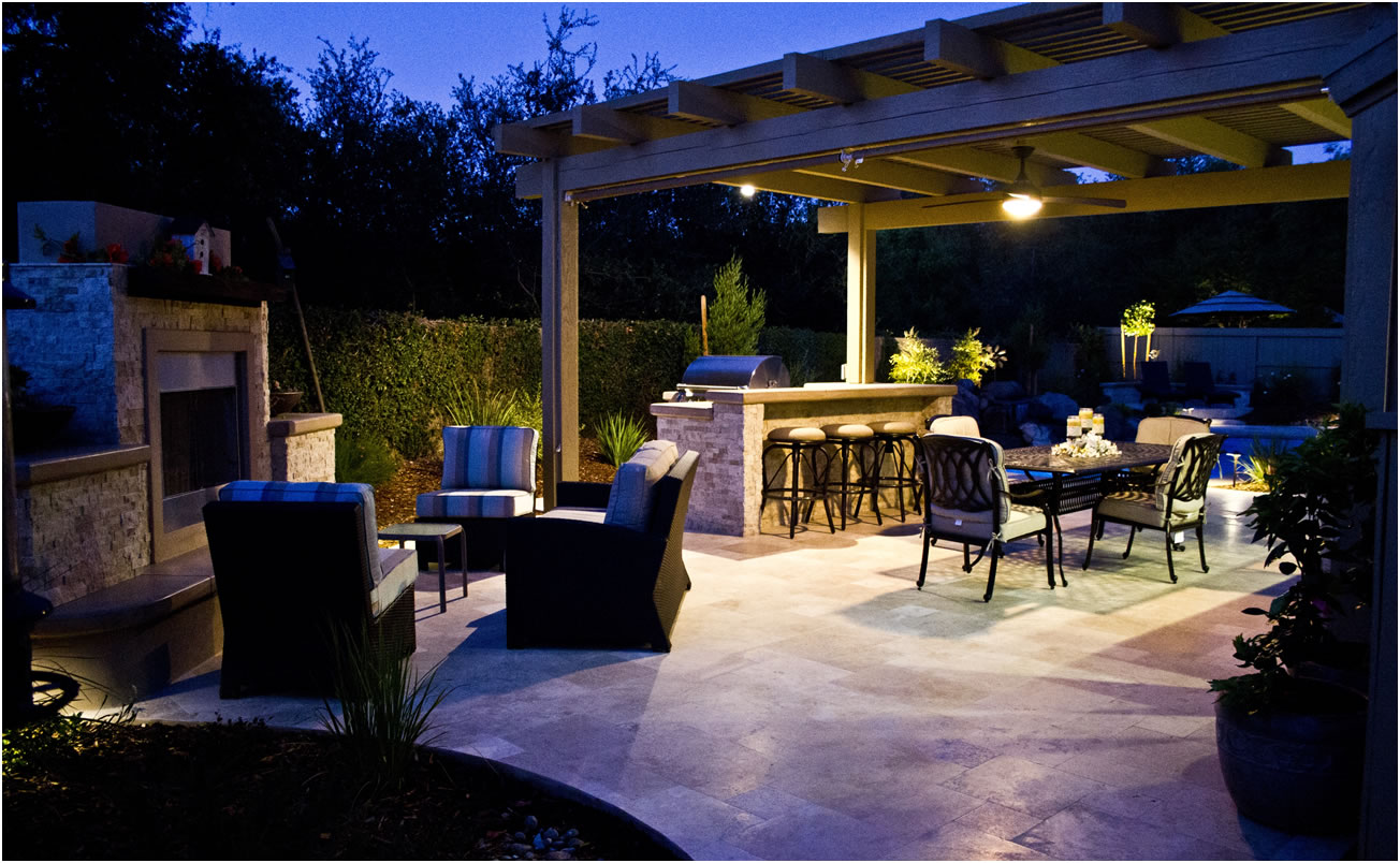 Sacramento Outdoor Living Spaces Designer