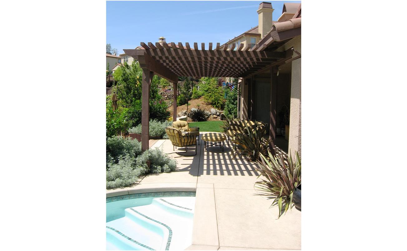 Charming Sacramento Outdoor Living Spaces Designer