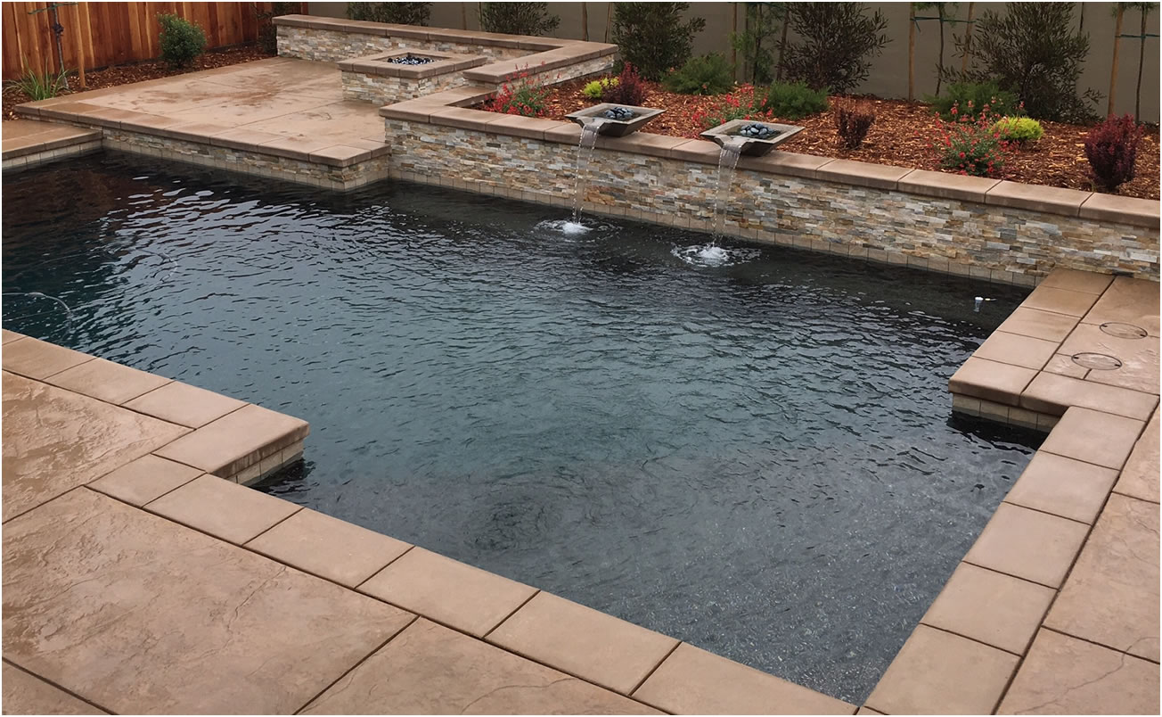 by Sacramento Pool Designer Majestic Builders - Swimming Pools Gallery Of Sacramento California Swimming Pool